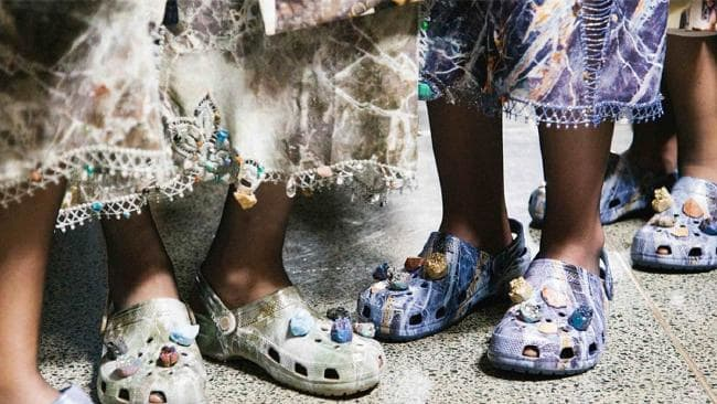 Christopher Kane Crocs Collection